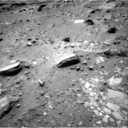 Nasa's Mars rover Curiosity acquired this image using its Right Navigation Camera on Sol 1100, at drive 2812, site number 49