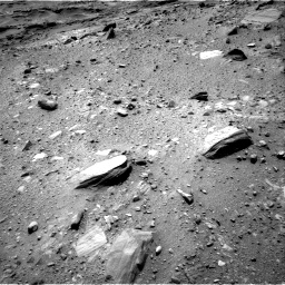 Nasa's Mars rover Curiosity acquired this image using its Right Navigation Camera on Sol 1100, at drive 2818, site number 49