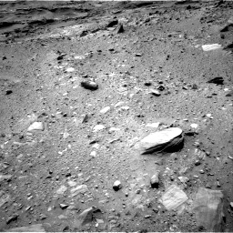 Nasa's Mars rover Curiosity acquired this image using its Right Navigation Camera on Sol 1100, at drive 2824, site number 49