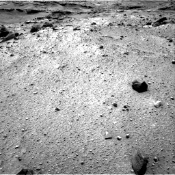 Nasa's Mars rover Curiosity acquired this image using its Right Navigation Camera on Sol 1100, at drive 2866, site number 49