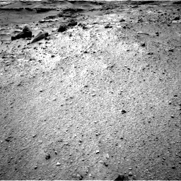 Nasa's Mars rover Curiosity acquired this image using its Right Navigation Camera on Sol 1100, at drive 2872, site number 49