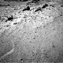Nasa's Mars rover Curiosity acquired this image using its Right Navigation Camera on Sol 1100, at drive 2884, site number 49