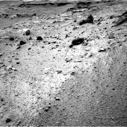 Nasa's Mars rover Curiosity acquired this image using its Right Navigation Camera on Sol 1100, at drive 2896, site number 49