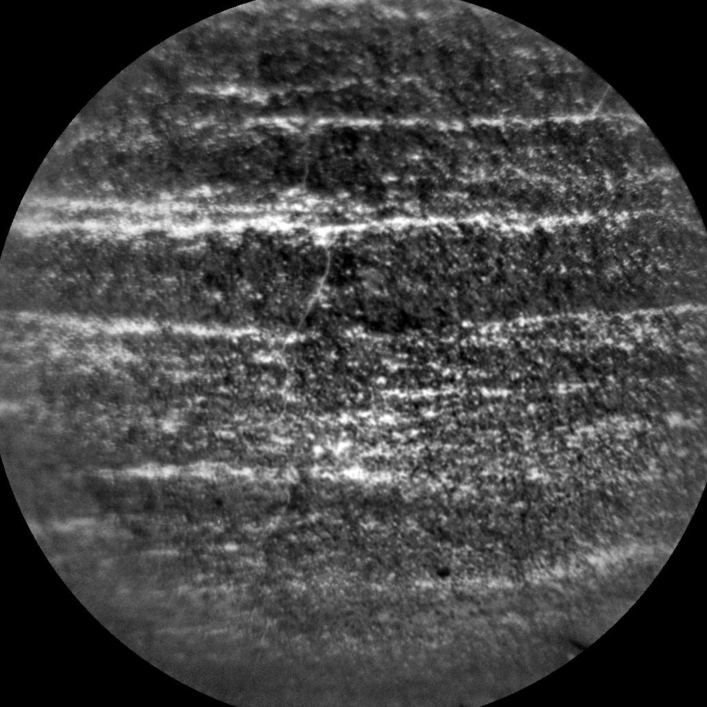 Nasa's Mars rover Curiosity acquired this image using its Chemistry & Camera (ChemCam) on Sol 1100, at drive 2626, site number 49