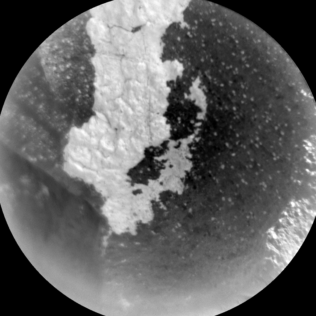 Nasa's Mars rover Curiosity acquired this image using its Chemistry & Camera (ChemCam) on Sol 1103, at drive 2902, site number 49