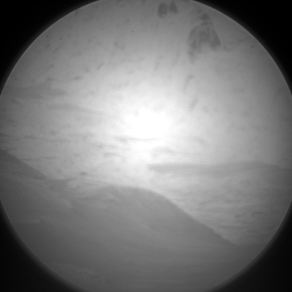 Nasa's Mars rover Curiosity acquired this image using its Chemistry & Camera (ChemCam) on Sol 1104, at drive 2902, site number 49