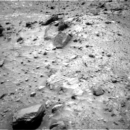 Nasa's Mars rover Curiosity acquired this image using its Right Navigation Camera on Sol 1104, at drive 2968, site number 49