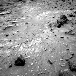 Nasa's Mars rover Curiosity acquired this image using its Right Navigation Camera on Sol 1104, at drive 2998, site number 49
