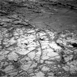 Nasa's Mars rover Curiosity acquired this image using its Right Navigation Camera on Sol 1104, at drive 3046, site number 49