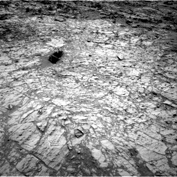 Nasa's Mars rover Curiosity acquired this image using its Right Navigation Camera on Sol 1104, at drive 3088, site number 49
