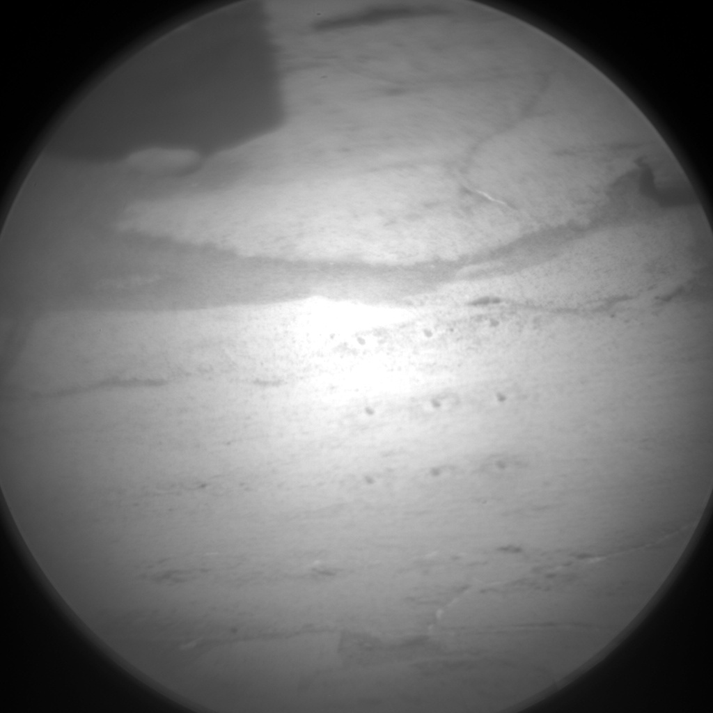 Nasa's Mars rover Curiosity acquired this image using its Chemistry & Camera (ChemCam) on Sol 1106, at drive 0, site number 50