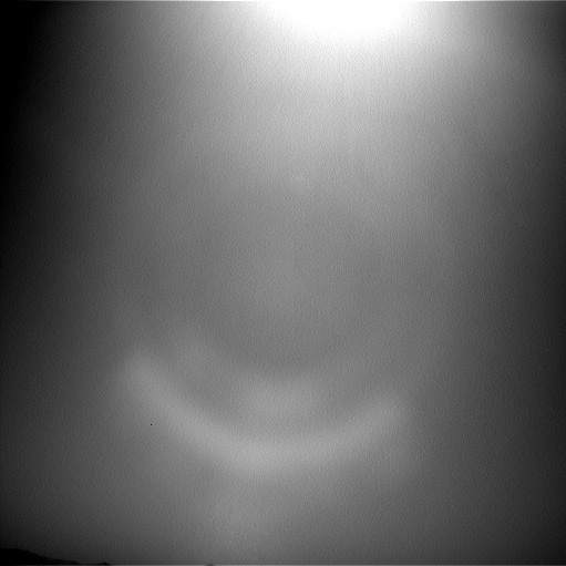 Nasa's Mars rover Curiosity acquired this image using its Left Navigation Camera on Sol 1106, at drive 0, site number 50