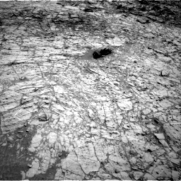 Nasa's Mars rover Curiosity acquired this image using its Right Navigation Camera on Sol 1106, at drive 30, site number 50