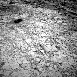 Nasa's Mars rover Curiosity acquired this image using its Right Navigation Camera on Sol 1106, at drive 36, site number 50
