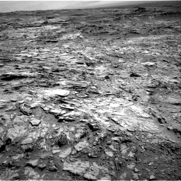 Nasa's Mars rover Curiosity acquired this image using its Right Navigation Camera on Sol 1106, at drive 66, site number 50