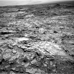 Nasa's Mars rover Curiosity acquired this image using its Right Navigation Camera on Sol 1106, at drive 72, site number 50