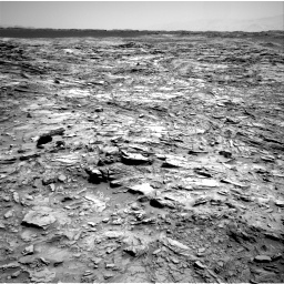 NASA's Mars rover Curiosity acquired this image using its Right Navigation Cameras (Navcams) on Sol 1106