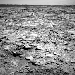 Nasa's Mars rover Curiosity acquired this image using its Right Navigation Camera on Sol 1106, at drive 102, site number 50