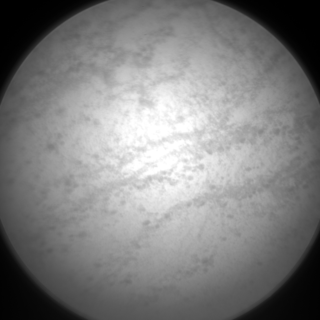 Nasa's Mars rover Curiosity acquired this image using its Chemistry & Camera (ChemCam) on Sol 1107, at drive 114, site number 50
