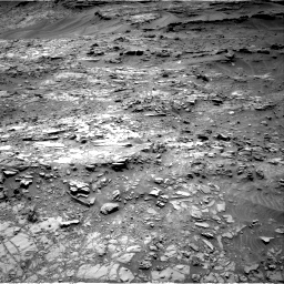 Nasa's Mars rover Curiosity acquired this image using its Right Navigation Camera on Sol 1107, at drive 138, site number 50