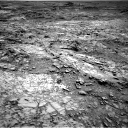 Nasa's Mars rover Curiosity acquired this image using its Right Navigation Camera on Sol 1107, at drive 150, site number 50
