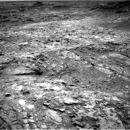 Nasa's Mars rover Curiosity acquired this image using its Right Navigation Camera on Sol 1107, at drive 168, site number 50