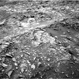 Nasa's Mars rover Curiosity acquired this image using its Right Navigation Camera on Sol 1107, at drive 186, site number 50