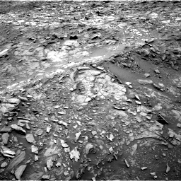 Nasa's Mars rover Curiosity acquired this image using its Right Navigation Camera on Sol 1107, at drive 192, site number 50