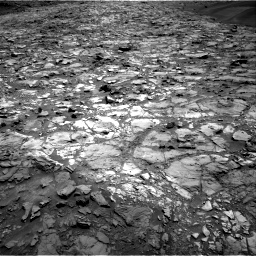 Nasa's Mars rover Curiosity acquired this image using its Right Navigation Camera on Sol 1107, at drive 228, site number 50