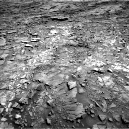 Nasa's Mars rover Curiosity acquired this image using its Left Navigation Camera on Sol 1108, at drive 268, site number 50