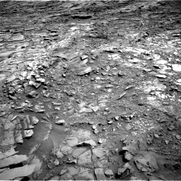 Nasa's Mars rover Curiosity acquired this image using its Right Navigation Camera on Sol 1108, at drive 250, site number 50