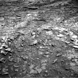 Nasa's Mars rover Curiosity acquired this image using its Right Navigation Camera on Sol 1108, at drive 256, site number 50