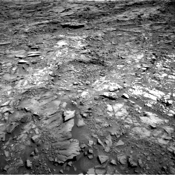 Nasa's Mars rover Curiosity acquired this image using its Right Navigation Camera on Sol 1108, at drive 268, site number 50