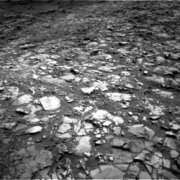 Nasa's Mars rover Curiosity acquired this image using its Right Navigation Camera on Sol 1108, at drive 280, site number 50