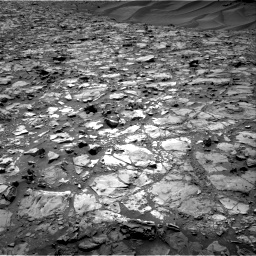 Nasa's Mars rover Curiosity acquired this image using its Right Navigation Camera on Sol 1108, at drive 292, site number 50