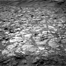 Nasa's Mars rover Curiosity acquired this image using its Right Navigation Camera on Sol 1108, at drive 298, site number 50