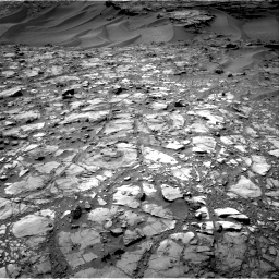 Nasa's Mars rover Curiosity acquired this image using its Right Navigation Camera on Sol 1108, at drive 310, site number 50