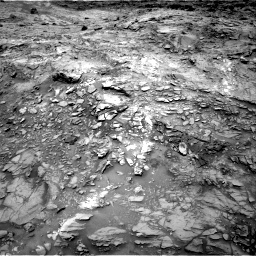 Nasa's Mars rover Curiosity acquired this image using its Right Navigation Camera on Sol 1110, at drive 340, site number 50