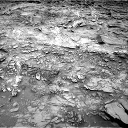 Nasa's Mars rover Curiosity acquired this image using its Right Navigation Camera on Sol 1110, at drive 346, site number 50