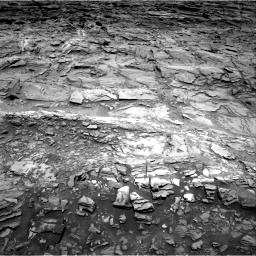 Nasa's Mars rover Curiosity acquired this image using its Right Navigation Camera on Sol 1110, at drive 364, site number 50