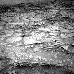 Nasa's Mars rover Curiosity acquired this image using its Right Navigation Camera on Sol 1110, at drive 382, site number 50