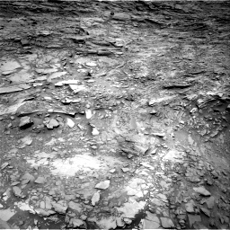 Nasa's Mars rover Curiosity acquired this image using its Right Navigation Camera on Sol 1110, at drive 406, site number 50