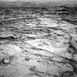 Nasa's Mars rover Curiosity acquired this image using its Left Navigation Camera on Sol 1112, at drive 478, site number 50