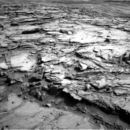 Nasa's Mars rover Curiosity acquired this image using its Left Navigation Camera on Sol 1112, at drive 538, site number 50