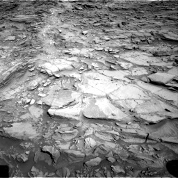 Nasa's Mars rover Curiosity acquired this image using its Right Navigation Camera on Sol 1112, at drive 448, site number 50