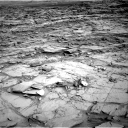 Nasa's Mars rover Curiosity acquired this image using its Right Navigation Camera on Sol 1112, at drive 466, site number 50