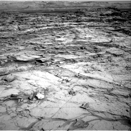 Nasa's Mars rover Curiosity acquired this image using its Right Navigation Camera on Sol 1112, at drive 472, site number 50