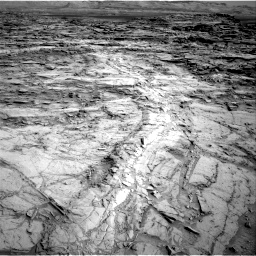 Nasa's Mars rover Curiosity acquired this image using its Right Navigation Camera on Sol 1112, at drive 490, site number 50