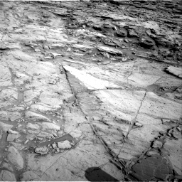 Nasa's Mars rover Curiosity acquired this image using its Right Navigation Camera on Sol 1112, at drive 514, site number 50