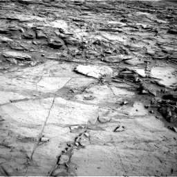 Nasa's Mars rover Curiosity acquired this image using its Right Navigation Camera on Sol 1112, at drive 526, site number 50